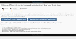 bdaabfragesoftware